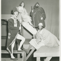 Go to Actors pose on set while in costume item page