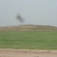 Go to Iraqi cemetery along MSR Tampa between FOB Q-West and FOB Balad item page