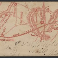 Go to Map of battle of Pittsburgh, Tennessee item page