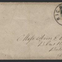 Go to Jefferson Davis stamp item page