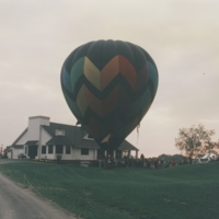 Go to Hot air balloon liftoff at Meadows Golf Course item page