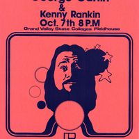 Go to George Carlin and Kenny Rankin, October 7, 1973 item page