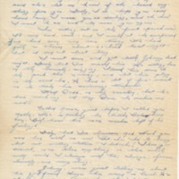 "Go to Letter to Edward ""Ned"" Manley by Jean Worthington, July 11, 1945. item page"