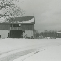 Go to Original barn on Grand Valley's Allendale campus item page