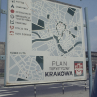 Go to Krakow, Poland city map item page