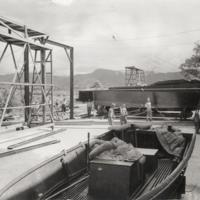 Go to Assembly plant for Landing Craft Vehicle/Personnel (LCVP) in Cairns, Queensland Australia