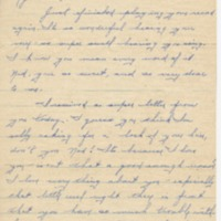 "Go to Letter to Edward ""Ned"" Manley by Jean Worthington, May 21, 1945. item page"