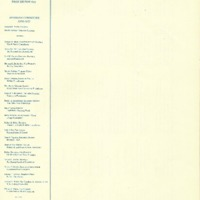 Go to Council of Michigan Foundations 1975 annual conference registrants item page