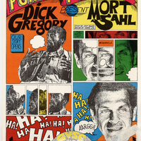 Go to Dick Gregory, and Mort Sahl, October 9 and October 10, 1972  item page