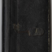Go to John Bennitt Civil War Diary, volume 2 item page