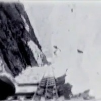 Colorado. Royal Gorge, 1933