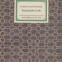 Go to Venezianisches Credo item page