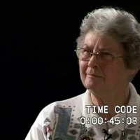 Go to Baumgart, Jacqueline Mattson (Interview transcript and video), 2009  item page