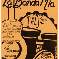 Go to La Banda Mia, March 11, 1977 item page