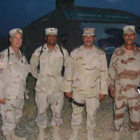 Go to Oakes' superiors and Iraqi commanding general with assistant item page