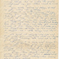 "Go to Letter to Edward ""Ned"" Manley by Jean Worthington, June 27, 1945. item page"