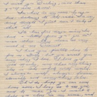 "Go to Letter to Edward ""Ned"" Manley by Jean Worthington, May 30, 1945. item page"