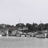 Go to Michigan. Round Lake Harbor in Charlevoix item page