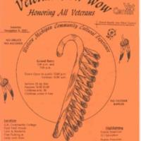 Go to Veterans Pow Wow, November 1991 item page