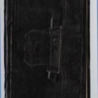 Go to John Bennitt Civil War diary, volume 1 item page