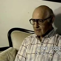 Go to Sterzick, William J. (Interview outline and video), 2007 item page