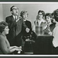 Arthur Hills and music class