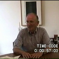 Go to Marks, Harold A. (Interview outline and video), 2005 item page