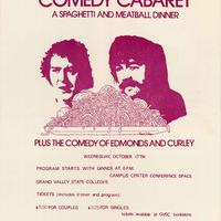 Go to Comedy Cabaret, October 17, 1973 item page