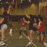 Go to Intramural basketball jump shot item page