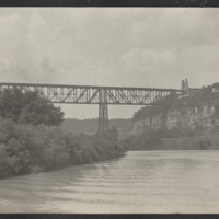Go to Kentucky. High Bridge spanning the Kentucky River item page