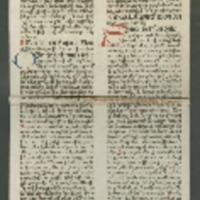 Go to Biblia (German) [folium 191] item page
