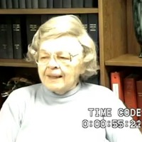 Go to Warber, Ester (Interview transcript and video), 2004 item page