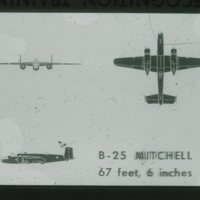 Go to B-25 Mitchell bomber item page