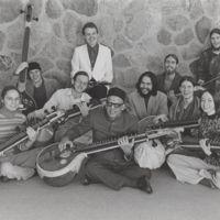 Rangaramanuja Ayyangar with the TJC Carnatic Music Ensemble