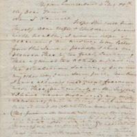 Go to Letter to Abraham. L. Pennock, June 18, 1845  item page
