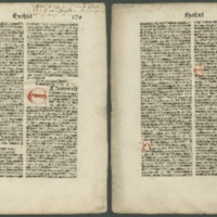 Go to Biblia Latina [folium 156] item page