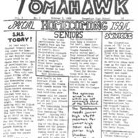 Tomahawk, Vol. 1 No. 2