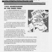Go to Turtle Talk, Volume 3, June 1993 item page