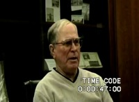 Spring, Norman A. (Interview outline, video, and papers), 2008