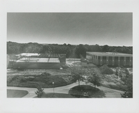 Au Sable Hall. Construction of Au Sable Hall