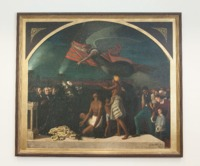 Allegory of Lincoln's Death
